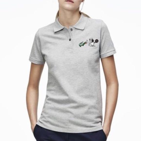 aca7515b Lacoste Peanuts limited edition Lucy tennis polo. M_5ab58b22fcdc3151b3b9f5a4